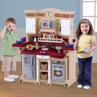 Кухня для вечеринок Step 2