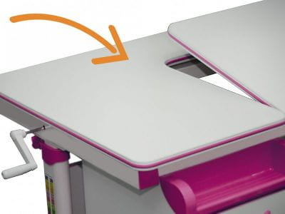 Комплект парта и кресло Mealux EVO-40