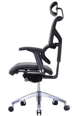 Эргономичное сетчатое кресло Expert Sail ART с подголовником