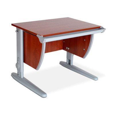 Комплект ДЭМИ Парта СУТ-13 60х50 см с креслом Oxford C3 и прозрачной накладкой на парту 65х45