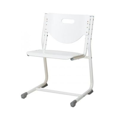 Комплект Астек Парта МОНО-2 со стулом SF-3 и прозрачной накладкой на парту 65х45