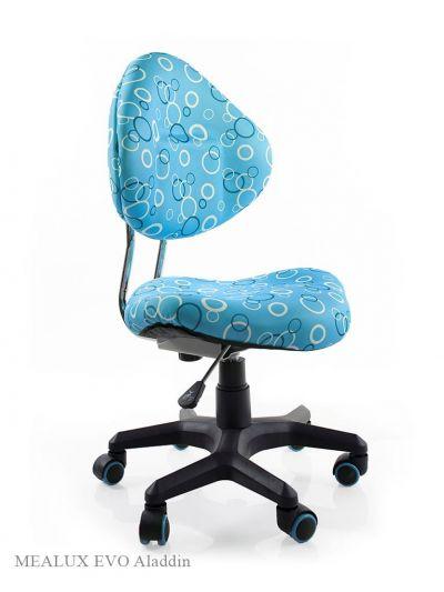 Комплект ДЭМИ Парта СУТ-15-01 120х55 см с креслом Aladdin и прозрачной накладкой на парту 65х45