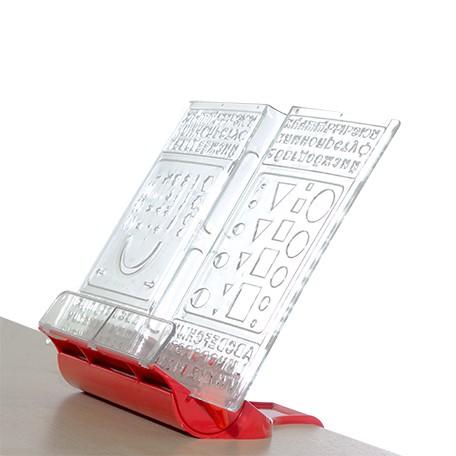 Подставка-трафарет для книг к партам Дэми ПДК-01
