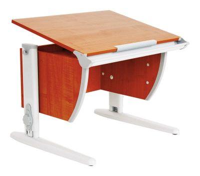 Комплект ДЭМИ Парта СУТ-14 75х55 см с креслом Match Chair и прозрачной накладкой на парту 65х45