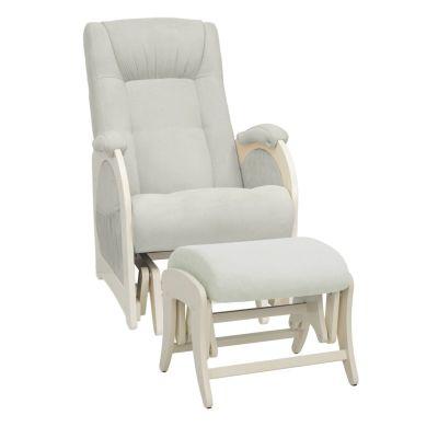 Кресло для кормления Milli Joy с пуфом