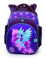 Ранец Hummingbird Pony Princess (TK34)