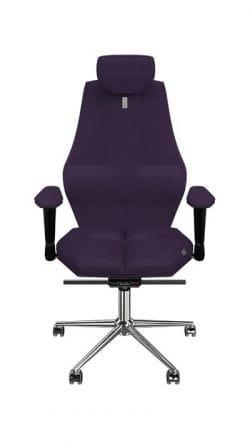 Эргономичное кресло Kulik Nano (материал Азур, 3D подголовник)