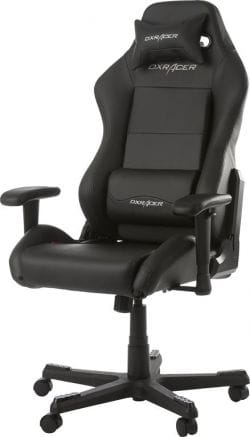 Игровое кресло DXRacer D-серия OH/DE03/N