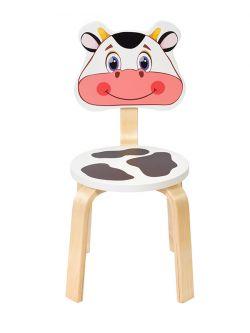 Эргономичный стул для школьника Мордочка Коровка