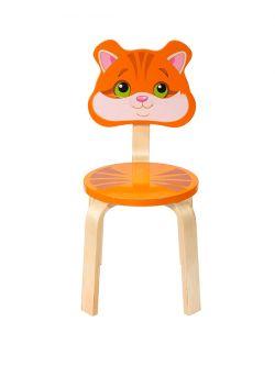 Детский стульчик Polli Tolli Мордочка Котёнок