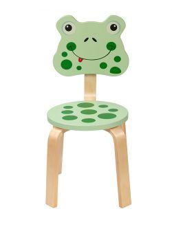 Эргономичный стул для школьника Мордочка Лягушка