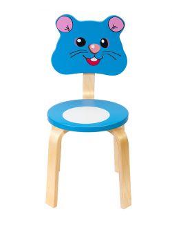 Эргономичный стул для школьника Мордочка Мышка