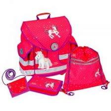 Школьный ранец Spiegelburg Prinzessin Lillifee Ergo Style+ с наполнением