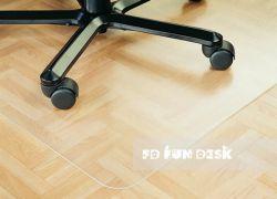 Защитный коврик для пола FunDesk SS20-TR