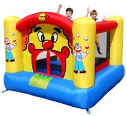 Надувной батут Happy Hop Веселый Клоун 9001
