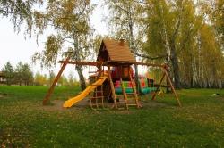 Детская игровая площадка Новый рассвет Зарница и рукоход