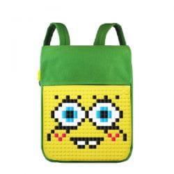 Пиксельный рюкзак Upixel Canvas Top Lid pixel Backpack WY-A005