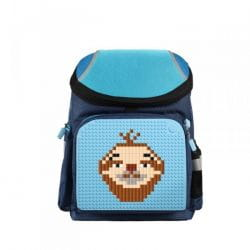 Школьный рюкзак Upixel Super Class school bag WY-A019 Темно-синий