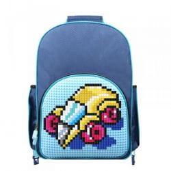 Рюкзак пиксельный на роликах Upixel WY-A024 Super Class Rolling Backpack