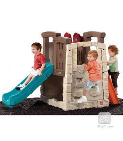 Детская горка Step 2 Лесная крепость