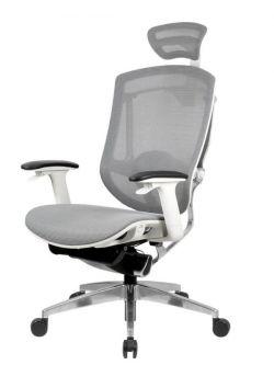 Эргономичное кресло GTCHAIR Marrit Light Grey