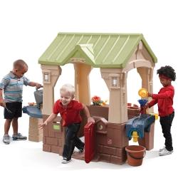 Детский игровой домик Step 2 Летний