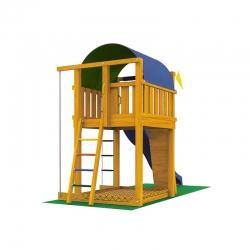 Детский городок Jungle Villa + SwingModule Xtra
