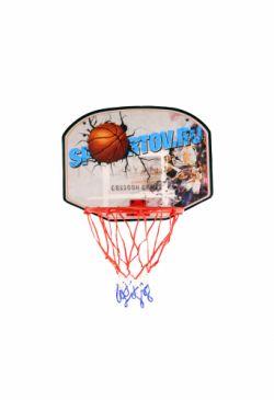 Щит баскетбольный с мячом и насосом Midzumi Sportov