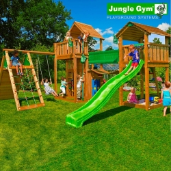 Детский городок Jungle Grand Palace