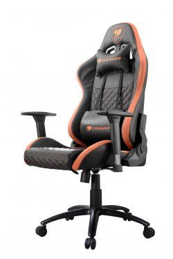 Кресло компьютерное игровое Cougar Rampart