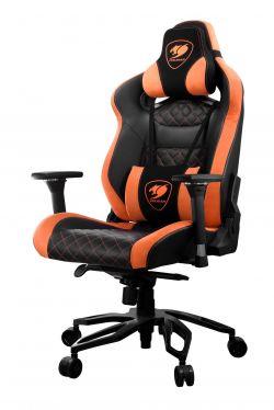Кресло компьютерное игровое Cougar Throne