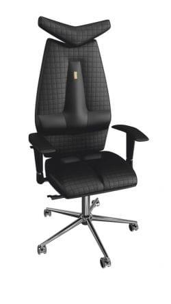 Офисное кресло Kulik Jet (перфорация, инд. прошивка Quatro, 3D подголовник)