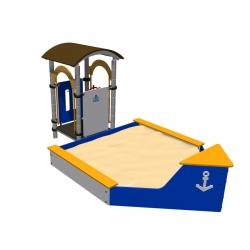 Песочница Корабль Romana 109.07.00