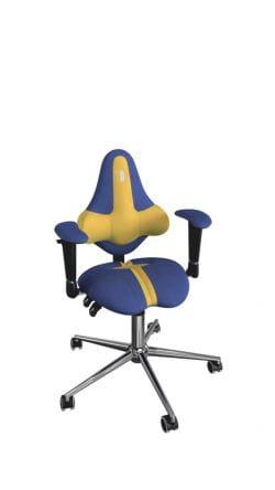 Детское кресло Kulik Kids (материал Антара, отделка DuoColor)