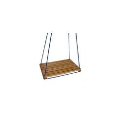 Качели деревянные дачные KIDWOOD