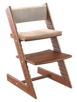 Комплект подушек для стула Конёк Горбунёк из Бука на спинку и сиденье