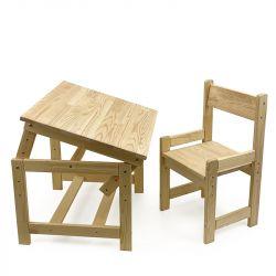"""Детская растущая парта и стул Я САМ """"Азбука"""""""