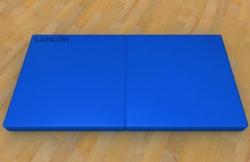 Мат гимнастический Самсон (складной) 1 х 1 м