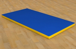 Мат гимнастический Самсон 1 х 2 м