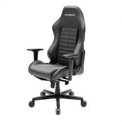 Игровое кресло DXRacer D-серия OH/DJ188/N натур.кожа