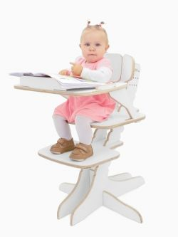 Растущий детский стул Kandle BabySmart со столиком