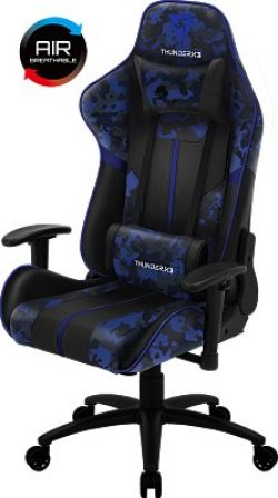 Профессиональное игровое кресло ThunderX3 BC3 Camo (снято с протзводства)