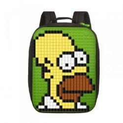 Пиксельный рюкзак Upixel Canvas Classic Pixel Backpack WY-A001