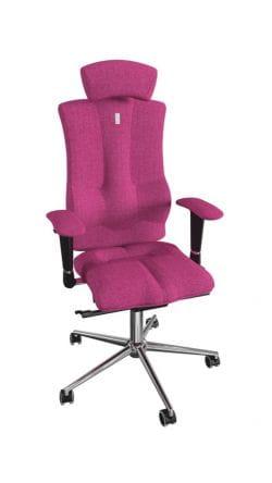 Офисное кресло Kulik Elegance (материал Азур,3D подголовник)