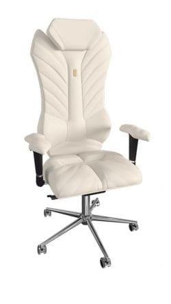 Офисное кресло Kulik Monarch (индивидуальная строчка Aristo, 3D подголовник)