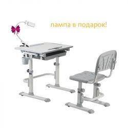 Комплект Cubby парта и стул-трансформеры Karo