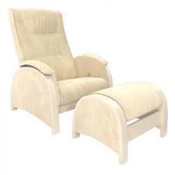 Кресло для кормления Milli Fly с пуфом (Образец)