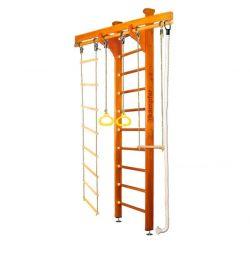 Шведская стенка из дерева Kampfer Wooden Ladder
