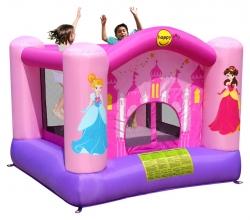 Надувной батут Happy Hop Веселая Принцесса 9001Р