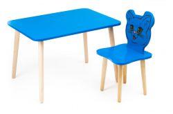 Комплект детской мебели Polli Tolli Джери с голубым столиком